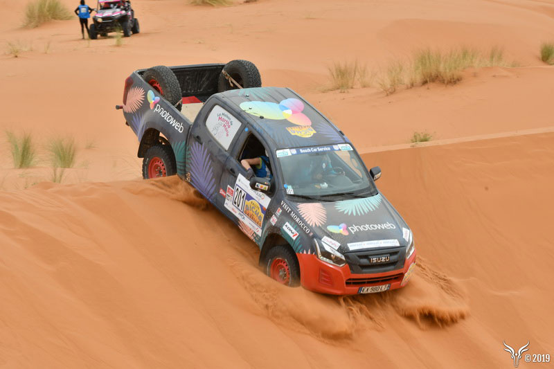 Photoweb Rally des Gazelles