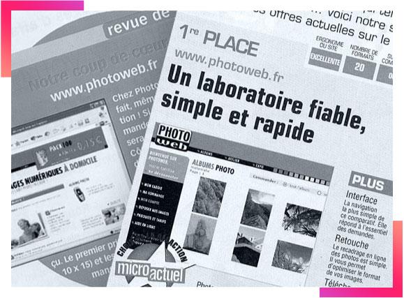 Histoire de Photoweb