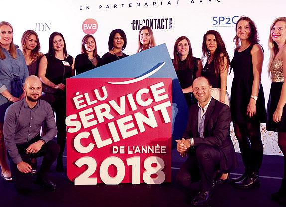 Elu service client 2018